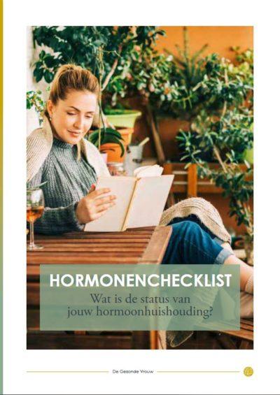 Gratis e-book hormonenchecklist